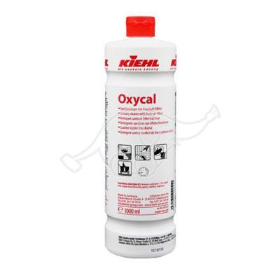 Kiehl Oxycal 1L tīrīšanas līdzeklis sanitārajām telpām ar svaiguma efektu