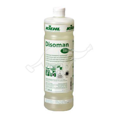 Kiehl Disoman 1L, trauku mazgāšanas koncentrāts