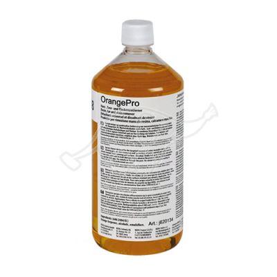 OrangePro-Speciāls tīrīšanas līdzeklis košļājamo gumiju un līmju noņemšanai