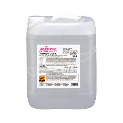 Kiehl ProMop-DesK10L desinfecting