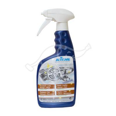 Kiehl Kunststoff Leder -plastmasas un ādas tīrīšanas līdzeklis 500 ml