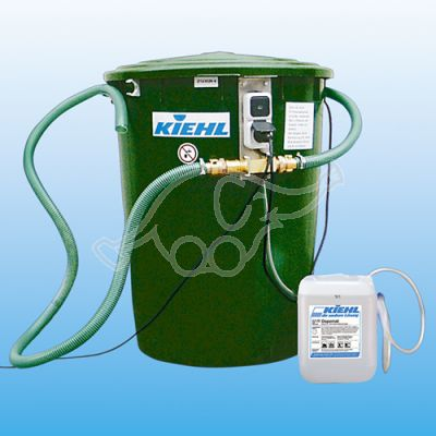 Server 180L filling system for scrubber drier