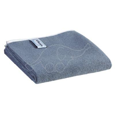 Vikan Basic microfibre floor cloth 64x32cm grey