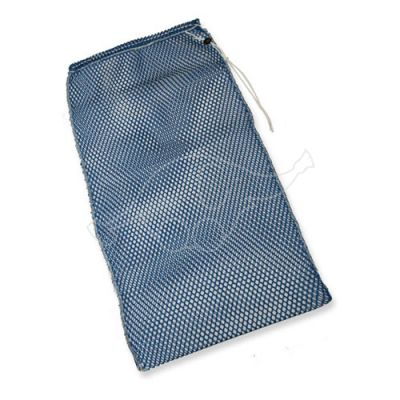 Laundry net 50x70cm blue w/drawstring