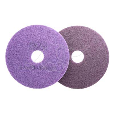 3M Scotch-Brite violets diamond grīdas abrazīvs 16´´ 406mm