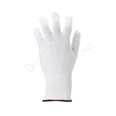 Light plain glove S-7 Spandex/Thermolite 78-110, white