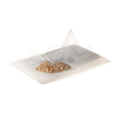 Plastic bag LD transparent 225x380mm 20mic 3kg 500pcs/pack