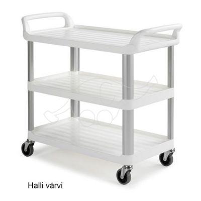 Shelf GREY 3 tier cart