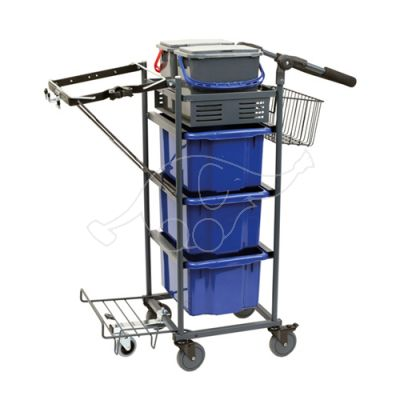 Cleaning trolley Activa Palett