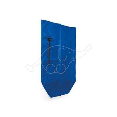 Bag 45L blue dimensions 33x24x63cm