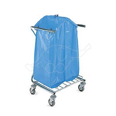 Trolley Dust 2 bag support 120 lt