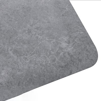 Comfort mat Yoga Step  Zedlan 61x91cm grey