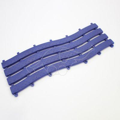 Ultima paklājs mitrām vietām, tumši zils, 16mm, 58cm plats