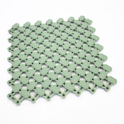 Alligator ljusgrön, 9mm