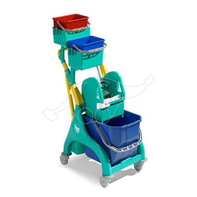 Trolley Nick Plus 20- with 15L bucket and wringer