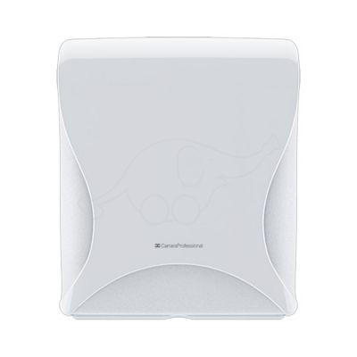 BulkySoft Essentia Multifold Handtowel Disp, white