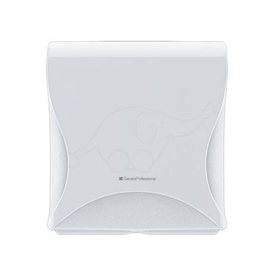 BulkySoft Essentia Compact handtowel disp, white