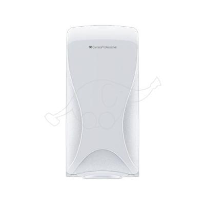 BulkySoft Essentia Folded Toilet Tissue Dispenser,white