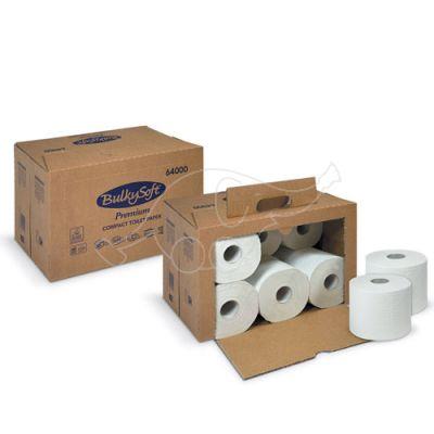 BULKYSOFT PREMIUM 12 toilet paper in box 2-ply, 500sh