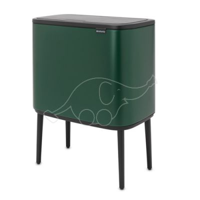 Brabantia waste bin Bo Touch Bin 3x11L,  pine green