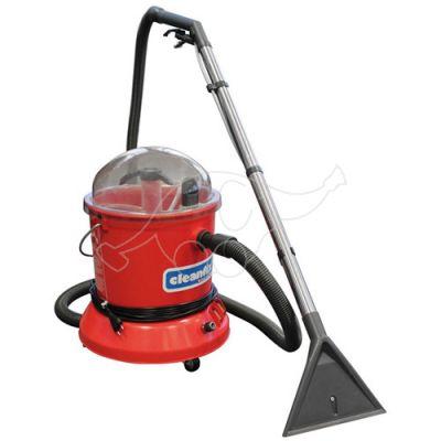 Cleanfix TW300S paklāju tīrīšanas iekārta ar grīdas uzgali (serial nr. )