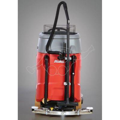 Rokas vakuumcaurule ar uzgaļiem un turētāju , HAKO B75
