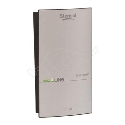 Sterisol Ecoline desinf. dispenser silver 0,375L