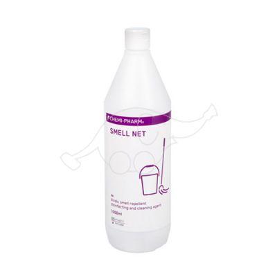 Desinf. pesuvahend Smell Net 1L  Chemi-Pharm