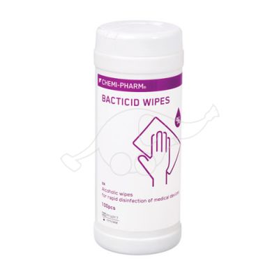 Bacticid  Wipes N100 disinfection of surfaces 100pcs Chemi-