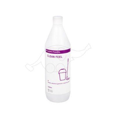 Clean Feel 1L alkaline cleaner Chemi-Pharm