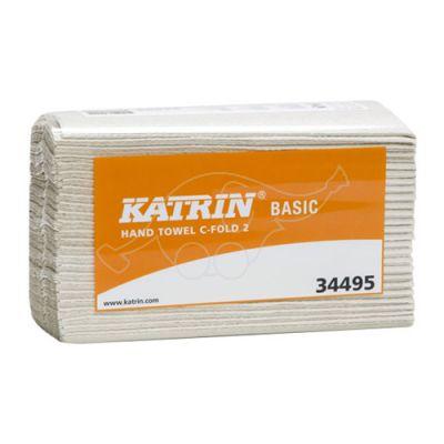 Katrin Basic C-locījuma 2-slāņu roku salvetes 125gb.