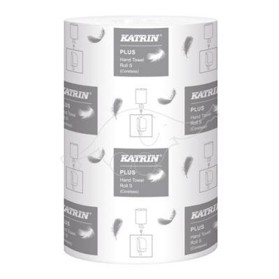 Katrin Plus S1 coreless 1-ply white