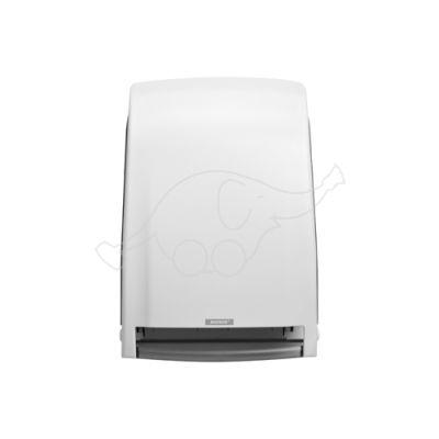 KATRIN Systems elektriskais roku dvieļu dispensers balts