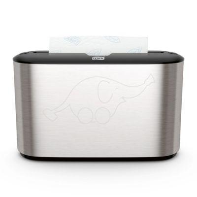 TORK H2 Xpress Countertop Multifold dispenser stainless