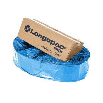 Longopac Bag Casette Midi Standard  85m blue