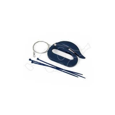 Longopac Stand Safety Cutter Blue