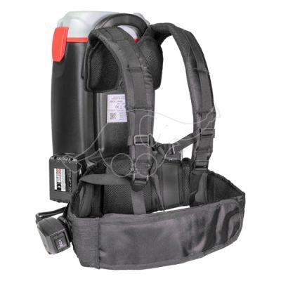 Sprintus backpack vacuum BoostiX, 36V