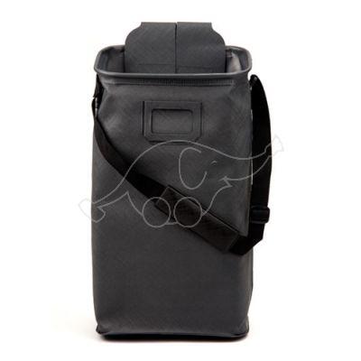 VILEDA veļas maiss EVA Multi steel Premium ratiņiem, PVA, melns