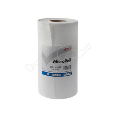 Vileda MicroRoll mikrošķiedras drāna rullī, balta, 35x25cm