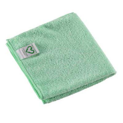 Vileda microfibre cloth r-MicroTuff Swift 35x38cm, green