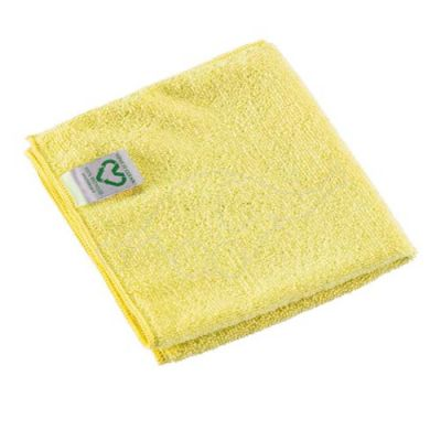Vileda microfibre cloth r-MicroTuff Swift 35x38cm, yellow