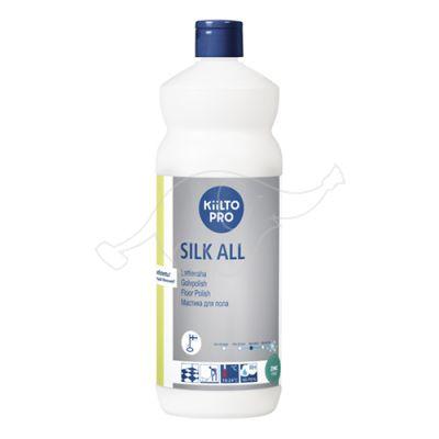Kiilto Silk All 1L semi gloss  floor polish