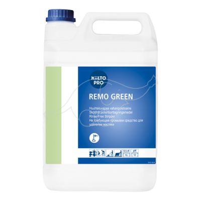 Kiilto Remo Green 5L rinse-free polish remover
