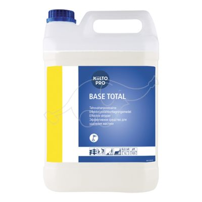 Kiilto Base Total 5L power floor polish remover