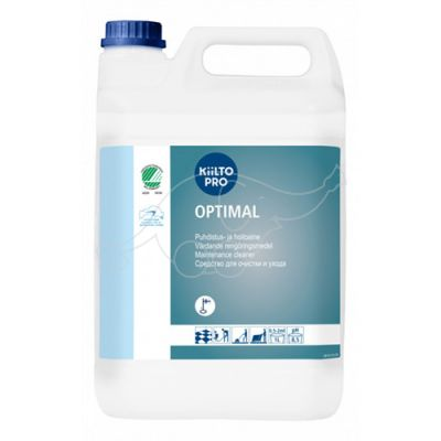 Kiilto Optimal 5L Maintenance cleaner