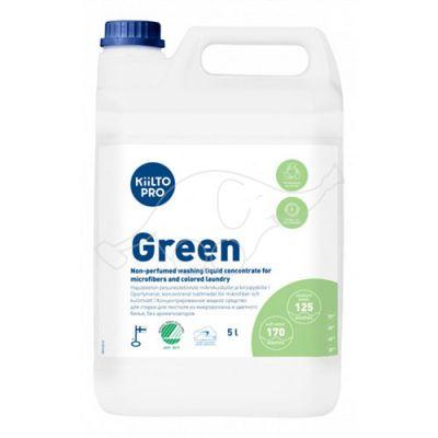 Kiilto Green 5l washing liquid for textile