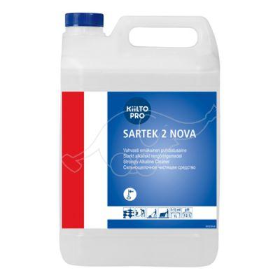 Kiilto Sartek2 Nova 5L stipri sārmains līdzeklis
