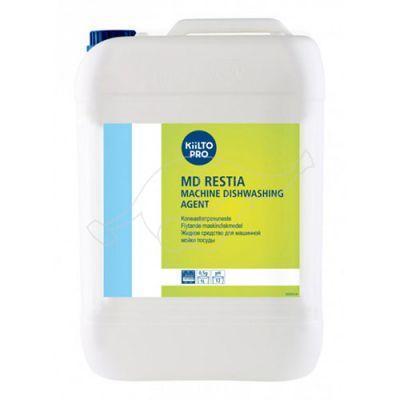 Kiilto MD1 Restia 20L machine dishwashing agent