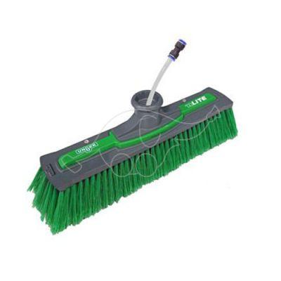 Unger HiFlo nLite Power Simple Brush 28cm, green