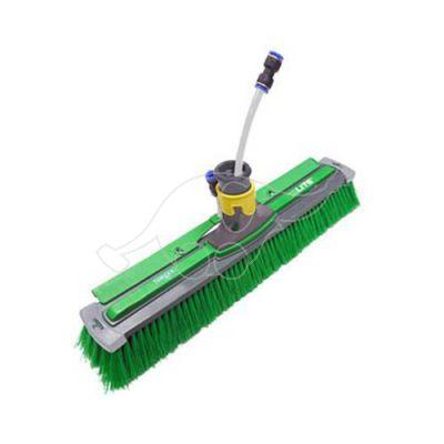 Unger HiFlo nLite Power Brush complete 42cm, green